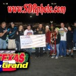 2013 Limited Modified champion