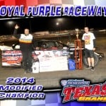 2014 Modified Champion