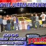 2014 Pure Stock Champion