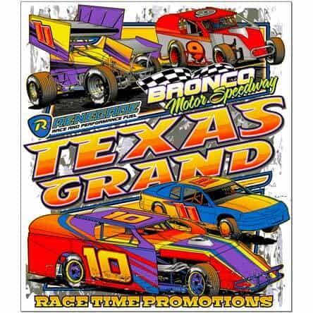 2017 Texas Grand Tee-Shirt