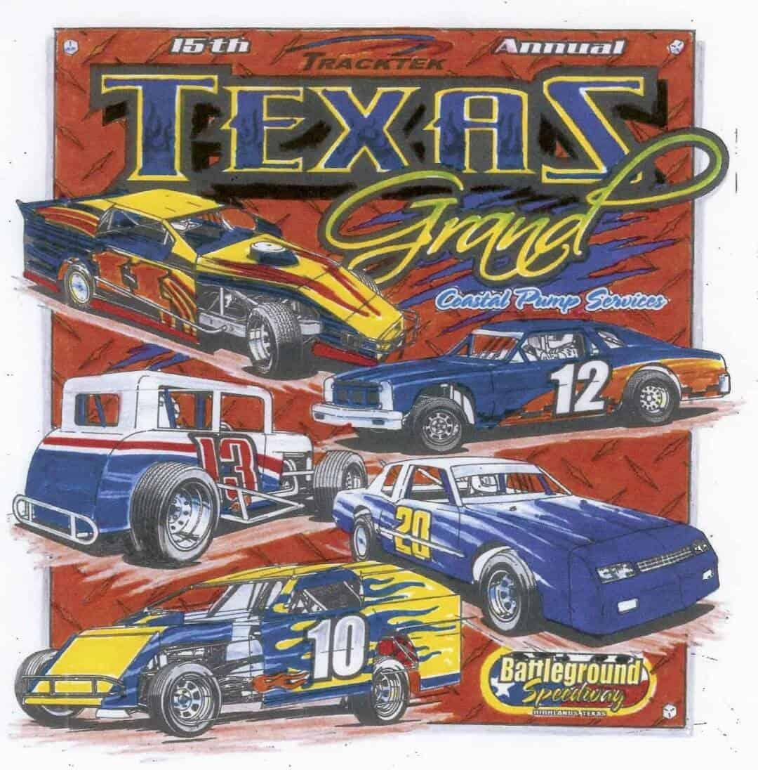 2010 Texas Grand Tee-Shirt