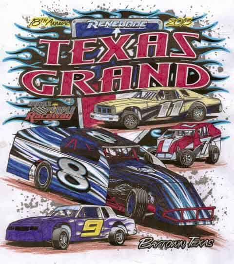 2013 Texas Grand Tee-Shirt