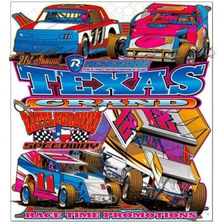 2016 Texas Grand T-Shirt