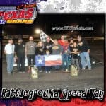 Late Model Champion #21 Chris Brown