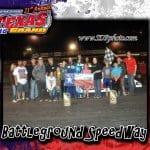 Limited Modified Champion #86 Justin Collins