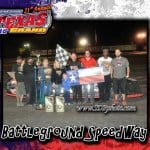 Street Stock Champion #17 Chris Brown